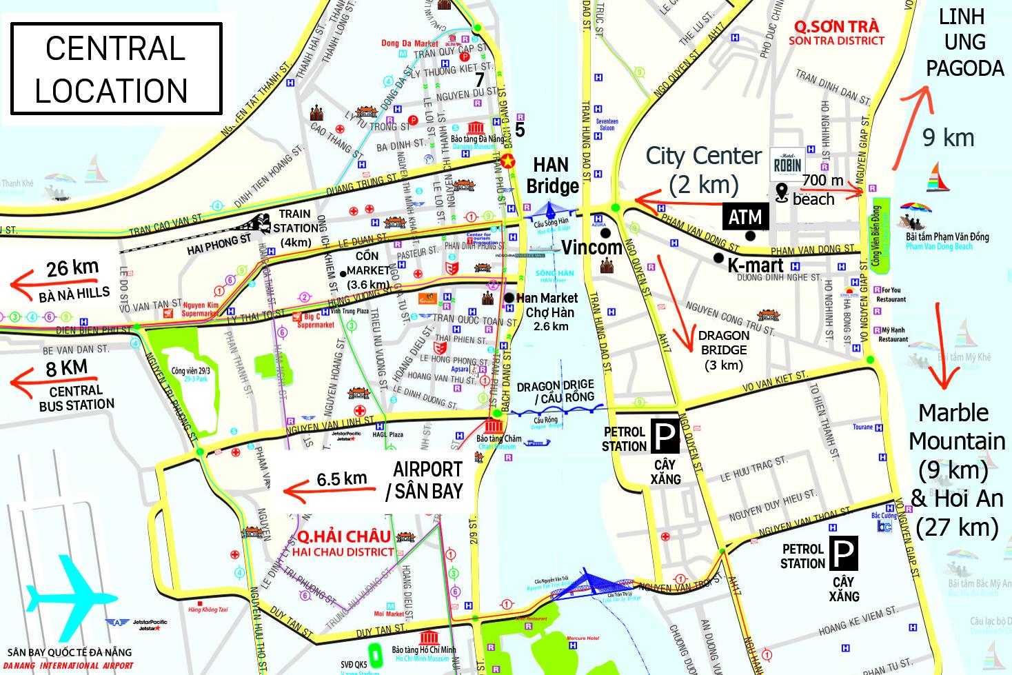 MAP bản màu new