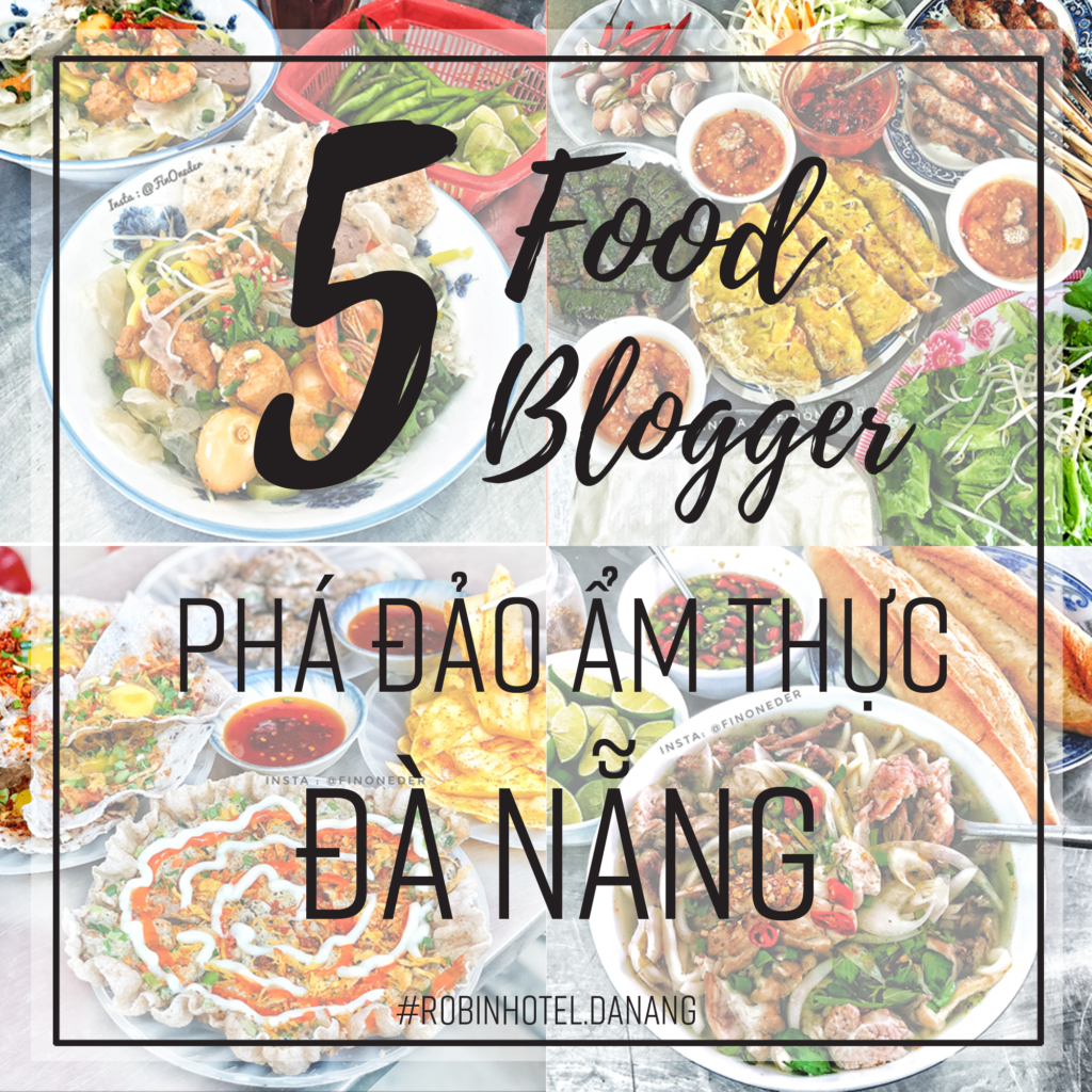 bìa food blogger